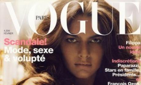 Filippa Hamilton in Vogue
