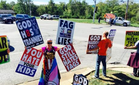 Westboro Baptist Church Just Messed with the Wrong High School