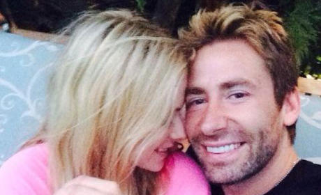 Chad Kroeger Presents Avril Lavigne with 17-CARAT Ring for Anniversary: See the Giant Rock!