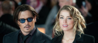 Johnny Depp: Going Broke Due to Amber Heard's Spending?!