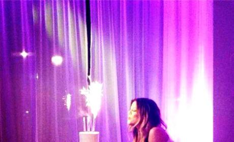 Khloe Kardashian Birthday Pic