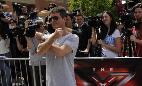 Simon Cowell on Cheryl Cole's X-Factor Exit: For Her Sake