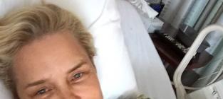 Yolanda Foster Shares New Lyme Disease Treatment Pics