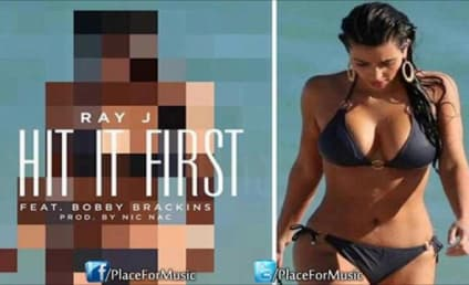 Ray J Did Kim Kardashian First: Listen Now!