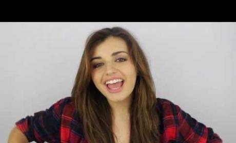 "Rebecca Black Watches ""Friday"" on Black Friday, Offers Analysis of Famous Work"