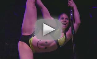 Pregnant Pole Dancer: Sexy or Scandalous?