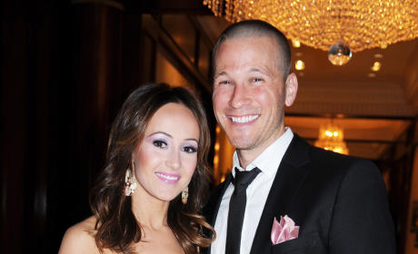 Ashley Hebert and JP Rosenbaum Picture
