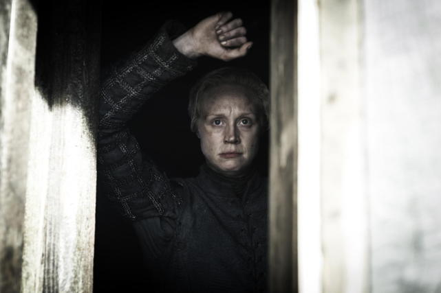 Brienne is pissed