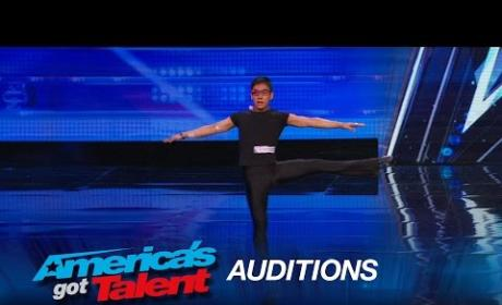 Ben Yonattan on America's Got Talent