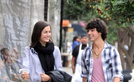 Joe and Camilla in Lust
