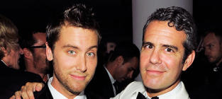 Andy Cohen: I Totally Banged Lance Bass!!!