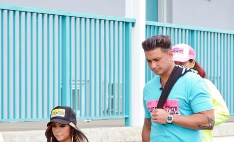 Snooki and Pauly D