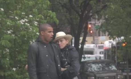 Madonna and Brahim Zaibat: It's Over!