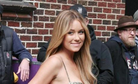 Celebrity Hair Affair: Lauren Conrad Goes Dark