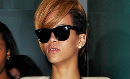 Haunting Photo of Battered Rihanna is Leaked