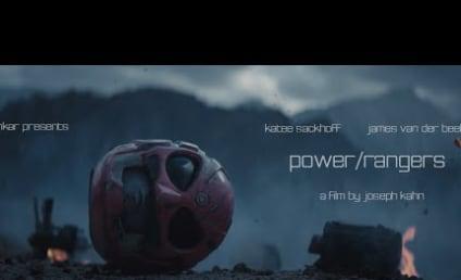 Power Rangers: Gritty Reboot Starring James Van Der Beek Goes Viral For Some Reason