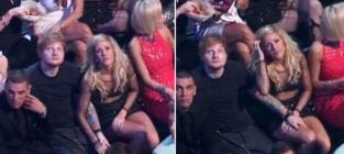 Ed Sheeran and Ellie Goulding Hold Hands, Deny Romance