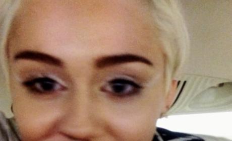 Miley Cyrus Raps on Instagram
