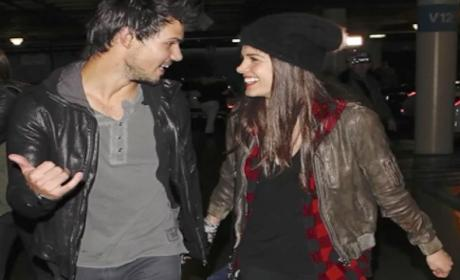 Marie Avgeropoulos: Dating Taylor Lautner!