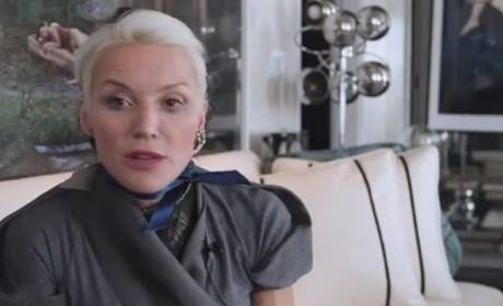 Daphne Guinness Interview