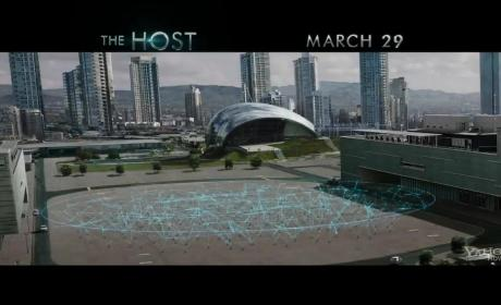 The Host Trailer: It's Not Just Another Love Story