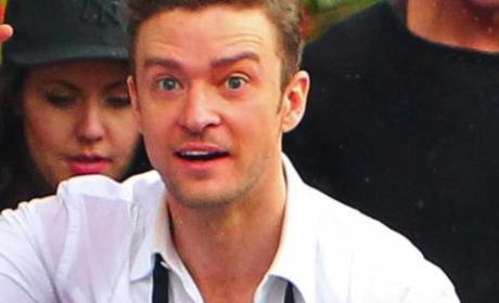 Should Justin Timberlake play the Riddler?