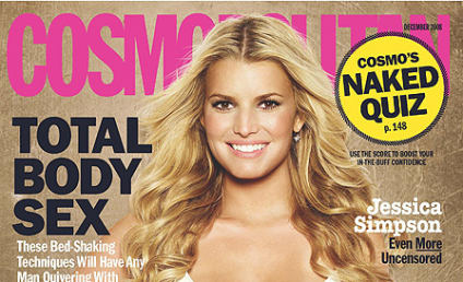 Jessica Simpson Tweaks Over Sex Tape Gossip