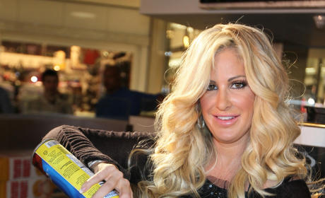 Kim Zolciak Loves Her New Boobs!