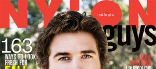 Liam Hemsworth for NYLON Guys