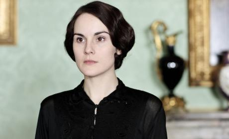 Sad Lady Mary
