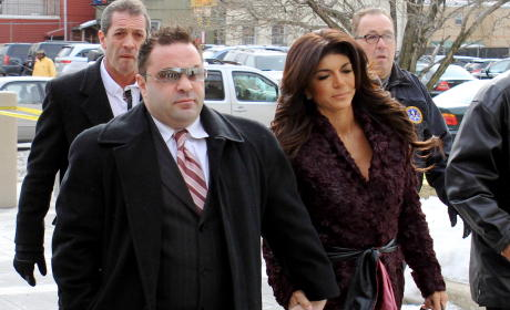 Teresa Giudice: Denied Early Release Thanks to Joe Giudice!?