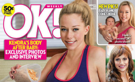 Kendra Wilkinson Continues to Cash In on Motherhood