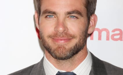 Chris Pine and Dominique Piek: It's Over!