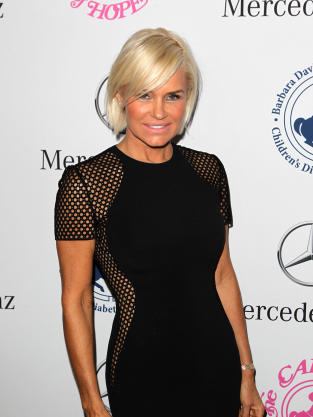 Yolanda Foster on the Red Carpet