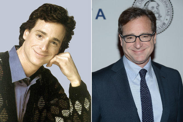 Danny Tanner Then And Now