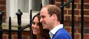 Happy Royal Parents