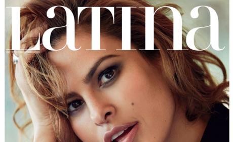 Eva Mendes Latina Magazine
