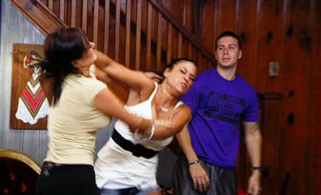Jersey Shore Recap: Sammi is the New Angelina