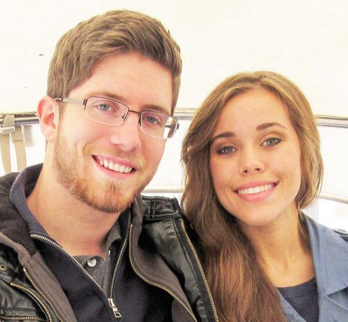 Jessa Duggar, Ben Seewald Birth Announcement Photo