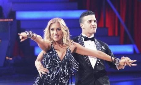 Sabrina Bryan and Mark Ballas: Dating with the Stars