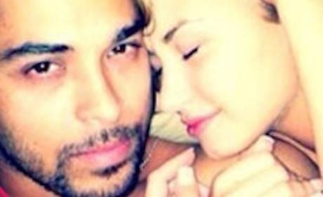 Wilmer Valderrama Loves Demi Lovato