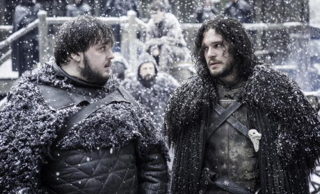 Game of Thrones Season 5 Episode 10 Recap: Blood on the Snow