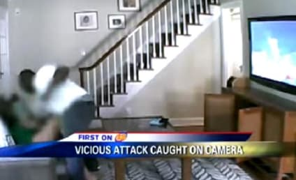 Nanny Cam Video Captures Brutal Home Invasion in New Jersey
