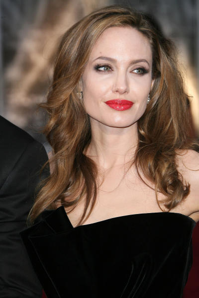 Angelina Jolie's Lips
