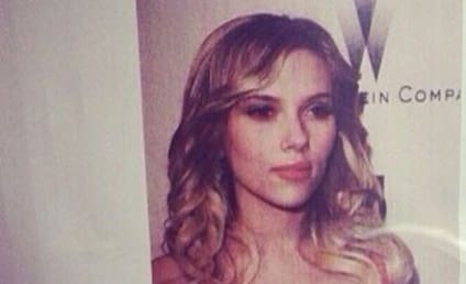 "Single Man Posts ""Lost Girlfriend"" Fliers with Scarlet Johansson Photo"