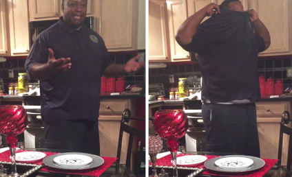Husband Reacts to Pregnancy News, Cries ALL the Tears