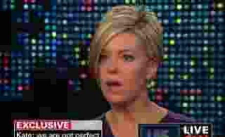 Kate Gosselin on Larry King