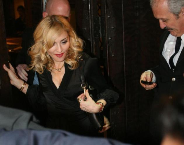 Madonna is Full