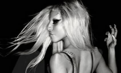 Lady Gaga Shows Off Prized Asset in Diddy Coffee Table Book