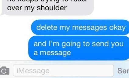 Girls Plot Fake Murder Via Text Message, Thwart Annoying Bus Snooper